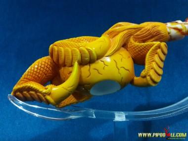 Meerschaum Excellent Claw Pipe