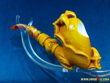 Meerschaum Dragon Claw Pipe