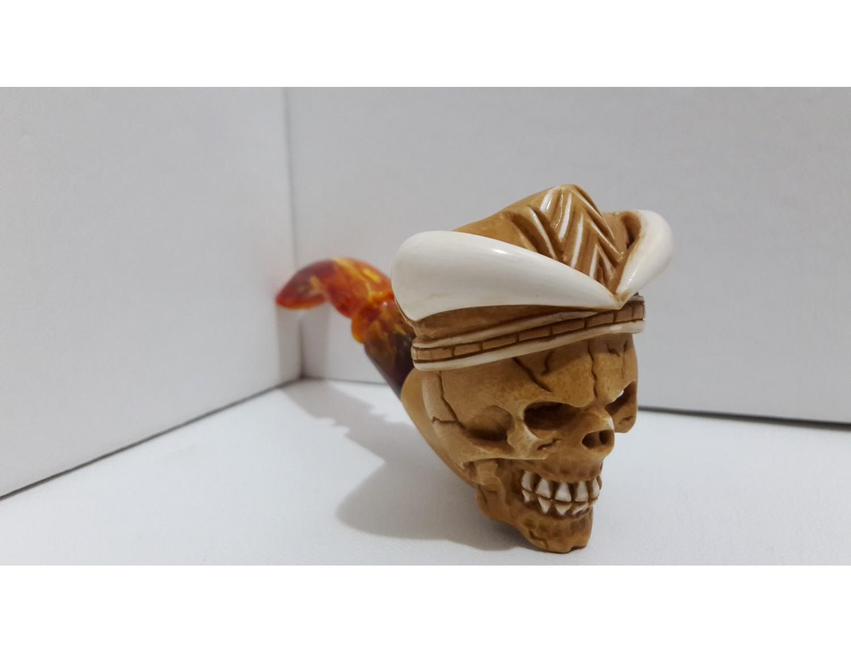 Meerschaum Skull