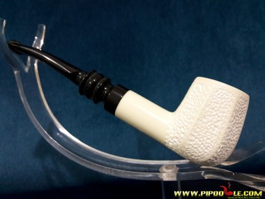 Turkish Block Meerschaum Pipe 2