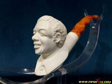 Meerschaum Nelson Mandela Pipe