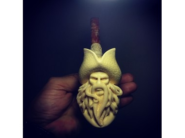 Meerschaum Davy Jones Pipe