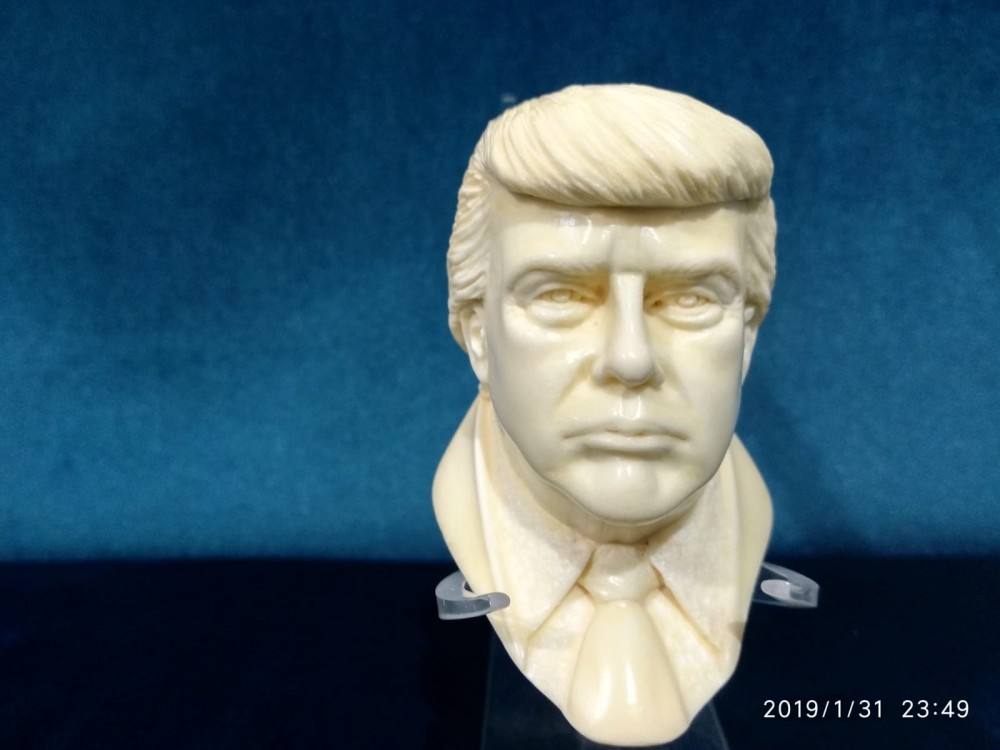 Custom Trump Pipe