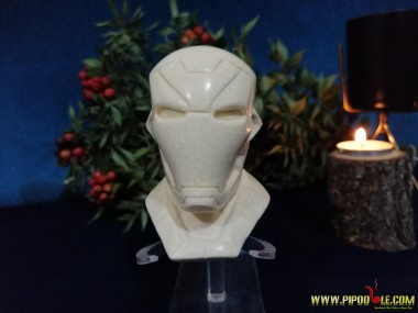 Meerschaum Ironman Pipe (Sepiolite)