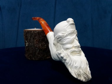 Meerschaum Pirate Pipe